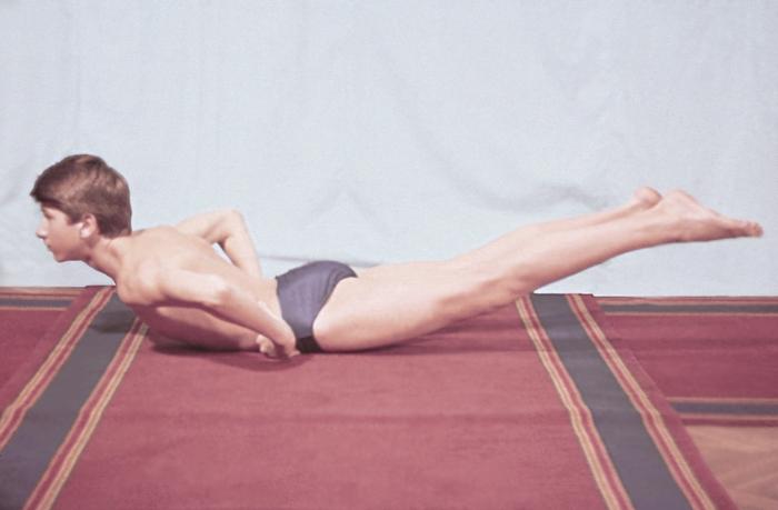 Лордоз гимнастика с
