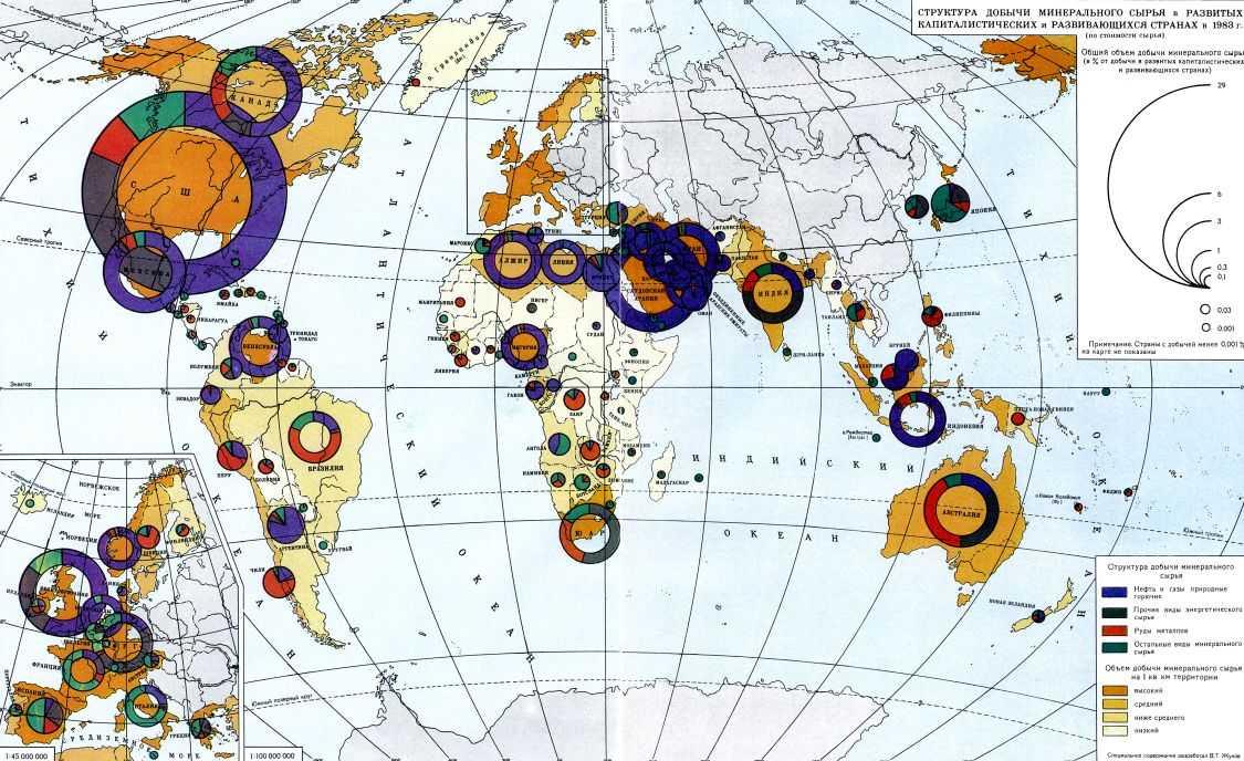мировые ресурсы минерального сырья и топлива Пуччини Манон Леско