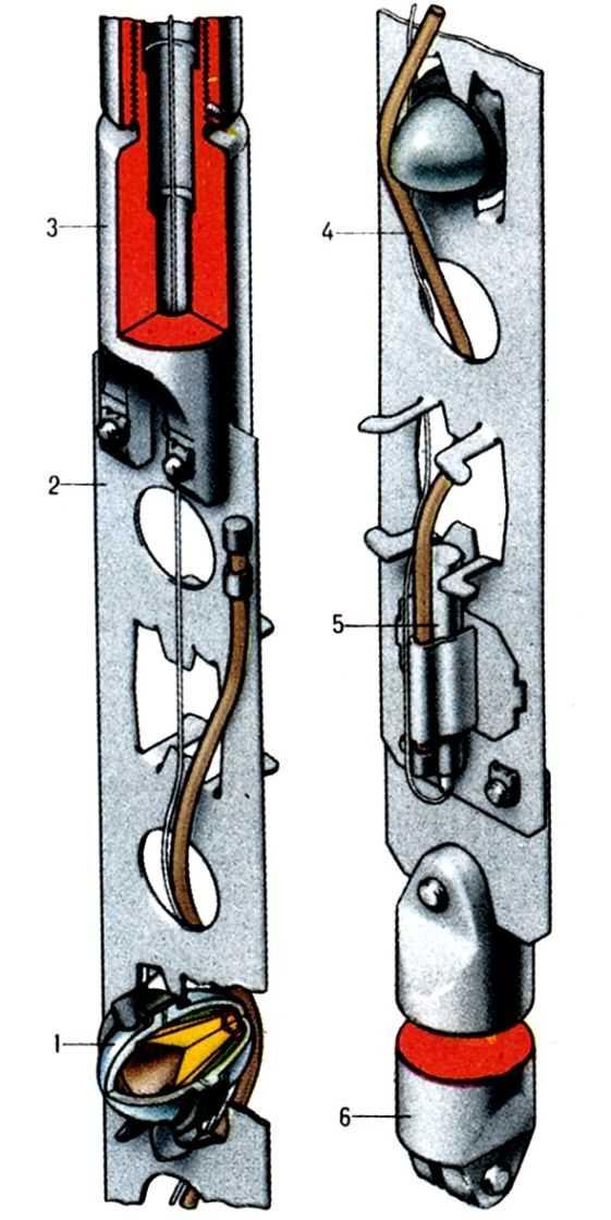 самые мощные заряды для перфорации колонны Норд можно