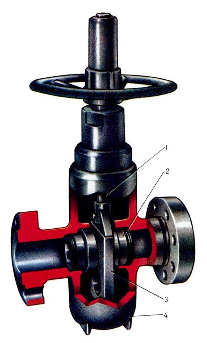 Седло отсечного клапана РДСК-50-3